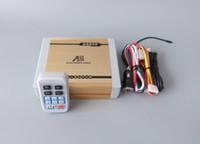 AS820 200W беспроводной пульт дистанционного полицейской сирены сигнализация с микрофоном (без динамика)