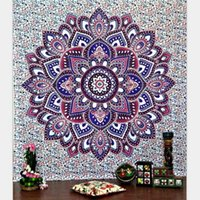bohemian decor hippie tapestry 150*130cm polyester printed w...