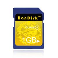 Bulk all'ingrosso 1 GB Flash di deviazione standard della scheda di memoria SD da 1GB Scheda Class4