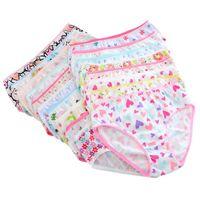 2021 moda nova bebê criança meninas macias calcinhas de algodão para meninas crianças cuecas curtas crianças cuecas