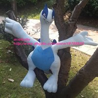 New Lugia Plush Toy 55cm Fluffy Animal Baby Dolls Kids Birth...