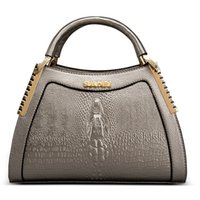 Wholesale- Noble Fashion High Quality Alligator Leather Women...