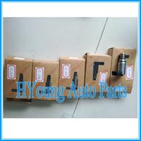 PN # 1K0820803E 2E0820803A 5K0820803B Válvula de control para Audi Seat Skoda VW Sanden PXE16 1K0820859C 1K0820808B ac compresor