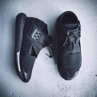 Top quality Y- 3 QASA RACER running Shoes for Mens and Womens...