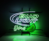 Nouveau HIGH LIFE Neon Beer Sign Bar Sign En Verre Verre Neon Light Signer ME672 lime bourgeon 19x17 '' 001