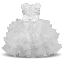 Flower Girls Dresses Children Ball Gown Clothing Princess We...