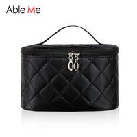 Wholesale- Necessaries Women Cosmetic Box Female Bucket bags...