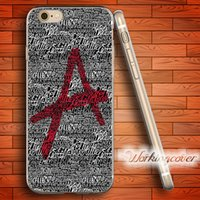 Coque Pretty Little Liars Soft Clear TPU Case for iPhone 6 6...
