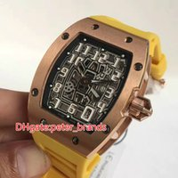 High- quality new model 67- 01 automatic wristwatch stainless ...