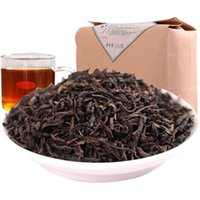 C- PE103 Yunnan Fengqing Dianhong black tea three smoked jasm...