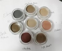 Pomade Eyebrow Enhancer Cream Long Lasting Waterproof Makeup...