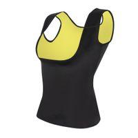 Kadın Neopren Vücut Şekillendirme Push Up Yelek Trainer Karın Belly Kuşak Bel Cincher Tayt Korse