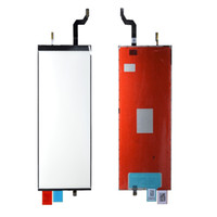 100 sztuk Wysokiej Jakości Back Light Light Backlight Film z Home Button Extension Flex Wstążki dla iPhone 6S 7 Plus Free DHL