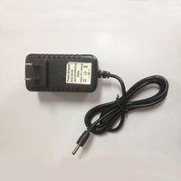 5V 2A DC 3.5mm Strömförsörjning Väggladdare Adapter för Android Tablet PC PDA US EU # 50553