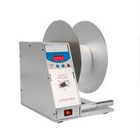 220V / 110V 디지털 자동 라벨 태그 Rewinder Rewinding Machine 빠른 배송