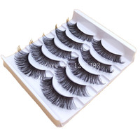 New Makeup Tools K16 Exaggerated Thick False Eyelashes Stage...
