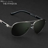 308c6ba91677 VENTA CALIENTE-VEIYHDIA Gafas de sol de los hombres Polarized Driving  Glasses Famous Brand Classic