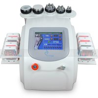 Ultrasound Cavitation Liposuction Slimming Machine RF Skin T...