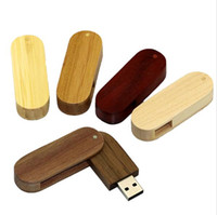 Flash drive saber model Rotate the wood usb flash drive gift...