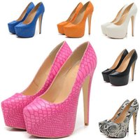 Ladies new style Fashionable night party platform pumps kill...