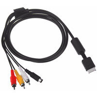 Hotsale 6 feet 1. 8M Audio Cable to RCA For sony PlayStation ...