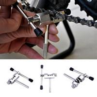 Type de 8-10 vélos chaîne Rivet outil de réparation de disjoncteur Splitter Pin Supprimer Remplacer la chaîne vélo disjoncteur Hot vente