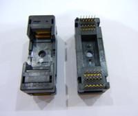 Enplas IC Test Socket Ots-32-0.5-08 TSOP32PIN 0.5mm Pitch Burn In Gniazdo