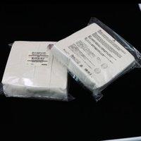Original Japón algodón orgánico atomizador aceite absorbente algodón para cigarrillo electrónico RDTA RDA atomizador remediable E Cig DHL envío gratis