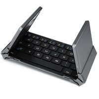 4pcs Intelligent Pocket Folding Keyboard Aluminum Bluetooth ...