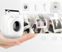 Tecnologia creativa Regalo Prodotto Paperang P1 Stampante portatile Bluetooth 4.0 Stampante Telefono per la stampante wireless Stampante per famiglie e amiche