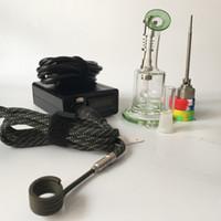 네일 키트, 티타늄 네일 히터 코일, 건조 허벌 디지털 전자 DNail DAB dnail 돔리스 Dnail D- 네일 E-Nail, 네일 WAX 기화기