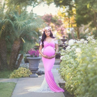 Pregnant Photography Props Elegant Pregnant Dress Maternity ...