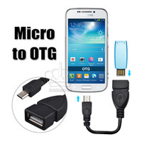 15cm Micro USB to OTG Cable USB 3. 0 Adapter Data Sync Chargi...
