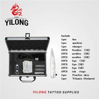 Kostenloser Versand Tattoo kit tattoo maschine hohe qualität 35000 R / M Beruf Permanent Make-Up maschine augenbrauenstift stift