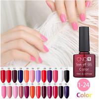 All'ingrosso- 10ML Gel Vernici NewArrival Abbastanza 156 Colori UV Gel Vernice smalto per unghie Soak Off LED UV Gel Color Nail Art
