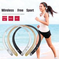HBS913 Stereo Earphone Bluetooth Headset Earphone Wireless N...