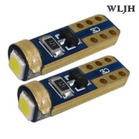 WLJH Universal Led T5 W3W 3030 SMD 37 73 74 Instrument Panel...