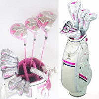 New womens Golf clubs HONMA U100 golf complete set of clubs ...