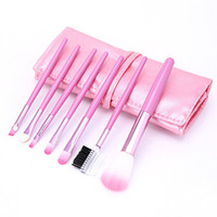 HOT Makeup Brushes 7 PCS Professional Makeup Brush Sets Make...