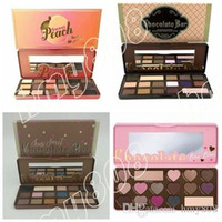 Factory Direct DHL Free Shipping New Makeup Eyes mix Chocola...