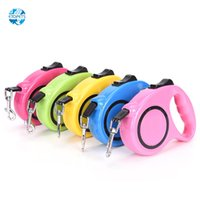 5m Retractable Dog Leash Pet Leashes Flexible Leash Puppy Do...