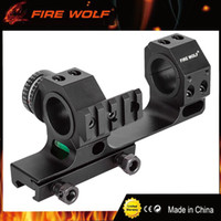 FIRE WOLF High Accuracy 24. 5 30mm Universal One- piece Offset...
