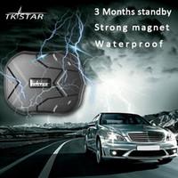 Véhicule camion TKSTAR TK905 Tracker GPS de voiture en veille 90 jours Aimant étanche Position en temps réel Suivi à vie gratuit