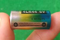 3000pcs / lot Mercury Free 4LR44 476A 4AG13 L1325 A28 6V alkalische Batterie für Hundebarkkragen Fernbedienungskamera