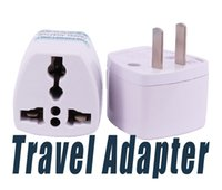미국 플러그 어댑터 컨버터 범용 전원 플러그 Adaptador 커넥터에 고품질 여행 충전기 AC 전기 전원 영국 AU EU