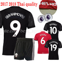 New 2017 2018 best Thai Quality home away jerseys 17 18 UnIT...