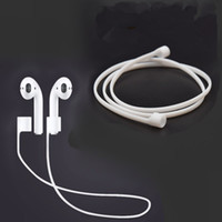 New Silione AirPods Strap Strap Loop String Rope Wire Cable ...