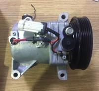 Automatischer Luftkompressor für Fiat Uno Fire Palio Weekend 1.0 1.3 2004-2009 51786321 Calsonic pv5 119mm 12V