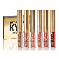Hot Sales Mini 6 Colors LEO Kylie Jenner Birthday Edition Li...