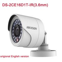 HIKVISION DS- 2CE16D1T- IR(3. 6mm) English version tvi bullet c...
